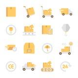 Expédition et distribution Image libre de droits