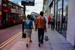 Expérience à Londres Photos libres de droits