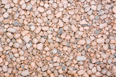 Expanded clay stone texture Royalty Free Stock Photo