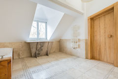 Expanse bathroom Stock Photo