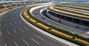 Expanse motorway Royalty Free Stock Photo