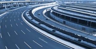 Expanse motorway Stock Photo