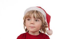 Expectativa de la Navidad Imágenes de archivo libres de regalías