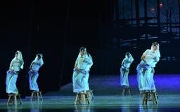 "Expecting Husband Rock-Dance drama ""The Dream of Maritime Silk Road"". Dance drama ""The Dream of Maritime Silk Road"" centers on the plot of two Royalty Free Stock Photo"