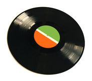 Expediente de gramófono Imágenes de archivo libres de regalías