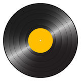 Expediente de gramófono stock de ilustración