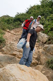 The Expedition activity in SHENZHEN Stock Photo