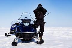 Expedition-Anleitung Lizenzfreies Stockfoto
