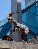 Expedition Dinosaur Royalty Free Stock Image