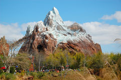 Expedition Everest Stockfotos