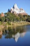 Expedition Everest im Disney-Tierkönigreich lizenzfreies stockfoto