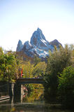 Expedition Everest Royalty Free Stock Photography