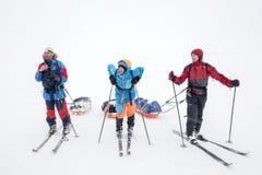 EXpeditionAmundsen5 Fotografia de Stock Royalty Free