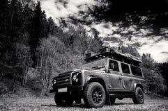 Expeditionsfahrzeug Lizenzfreie Stockbilder