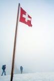 Expeditors suisses Photographie stock libre de droits