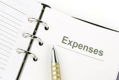 Expenses Stock Images