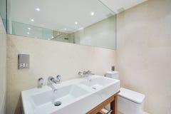 Expensive bathroom Stock Photos