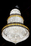 Expensive chandelier Royalty Free Stock Photos