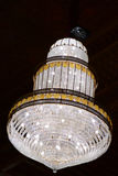 Expensive chandelier Royalty Free Stock Photo