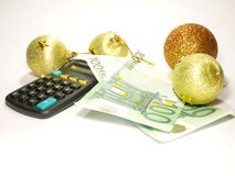 Expensive Christmas Royalty Free Stock Images