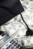 Expensive Education concept Royalty Free Stock Photo