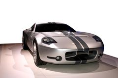 Expensive, fancy sports car. Photograph of a very expensive, fancy sports car royalty free stock photo
