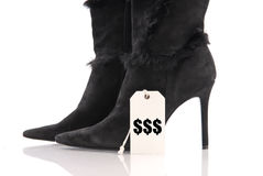Expensive Shoes Stock Photos