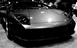Expensive Sports Car Royalty Free Stock Photo