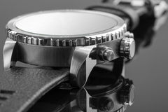 Expensive watch Royalty Free Stock Photos