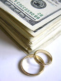 Expensive Wedding. Concept Stock Photography