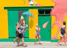 Experiência de Crayola em Easton, Pensilvânia fotos de stock