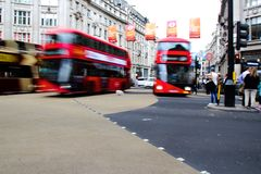 Experiência em Londres Imagem de Stock