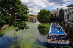 Experiência em Londres Foto de Stock