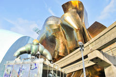 EXPERIENCE MUSIC PROJECT Royalty Free Stock Photo