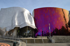 Experience Music Project Royalty Free Stock Photography