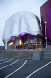 Experience Music Project Museum EMPM SEATTLE Royalty Free Stock Photography