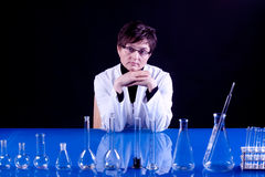 Experienced Scientist Stock Images