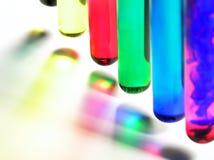 Experiencia coloreada Imagen de archivo libre de regalías