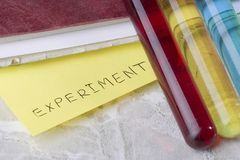 Experiment Royalty Free Stock Image