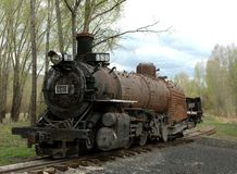 Experimental steam engine Royalty Free Stock Photos