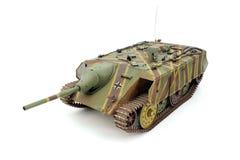 Experimental tank E-10 Stock Image