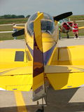 Experimental Vans Aircraft RV-8. Stock Photography