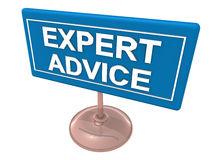 Expert advice Royalty Free Stock Photos