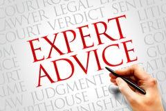 Expert advice royalty free stock photography
