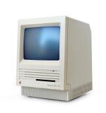 Expert en logiciel classique de Mac photos libres de droits