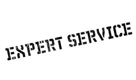 Expert Service rubber stamp Royalty Free Stock Photo
