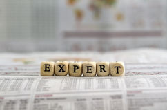Expert Royalty Free Stock Image