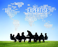 Expertise Career Job Profession Occupation Concept Stock Photo