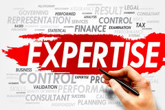 Expertise Stock Photo