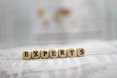 Experts Royalty Free Stock Photos
